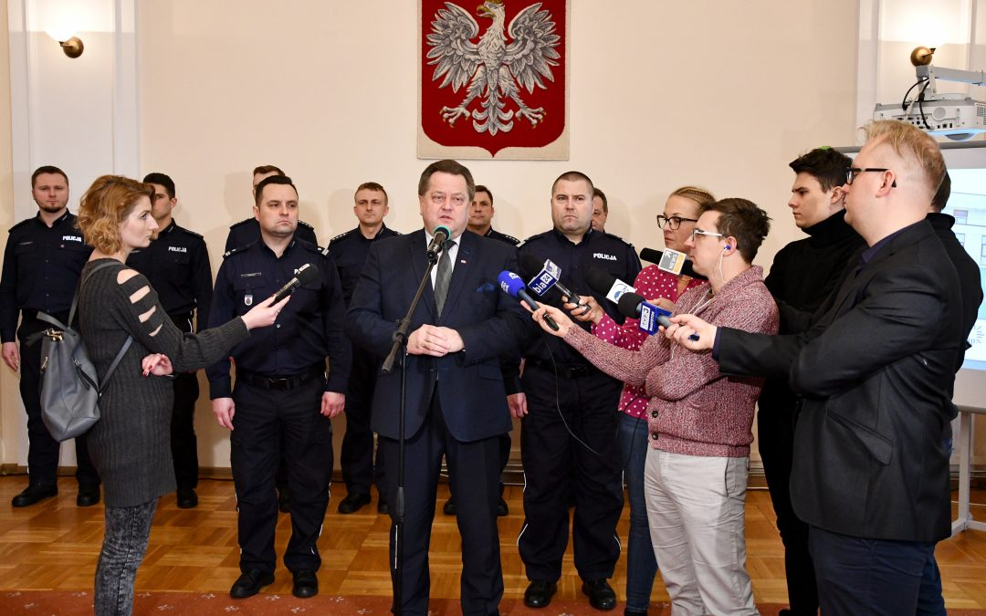 Planowana budowa nowych posterunków Policji w województwie podlaskim