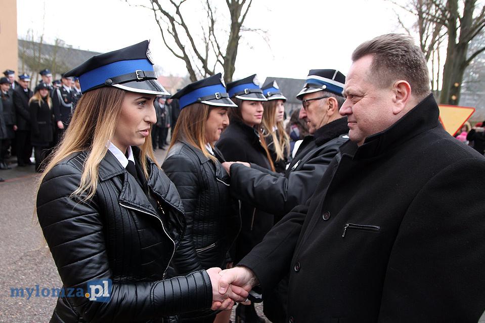 Jednostki OSP w Drozdowie, Bronowie i Kuźnicy z nowymi pojazdami ratowniczo-gaśniczymi