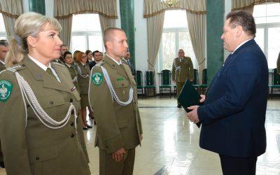 Nowi Zastępcy Komendanta Głównego Straży Granicznej