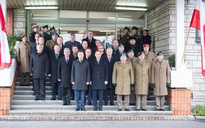 Odprawa rozliczeniowo-koordynacyjna kadry Ministerstwa Obrony Narodowej i Sił Zbrojnych RP