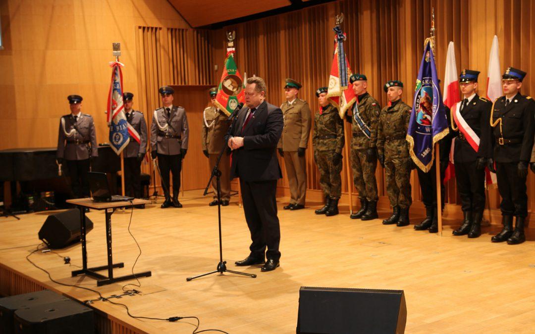 Obchody Narodowego Dnia Pamięci Żołnierzy Wyklętych w Suwałkach