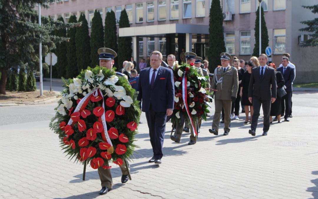 Centralne obchody 8. rocznicy Katastrofy Smoleńskiej w Warszawie