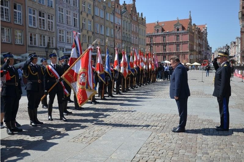 Wizyta w województwie pomorskim