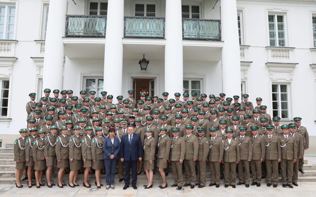Święto Straży Granicznej w Warszawie