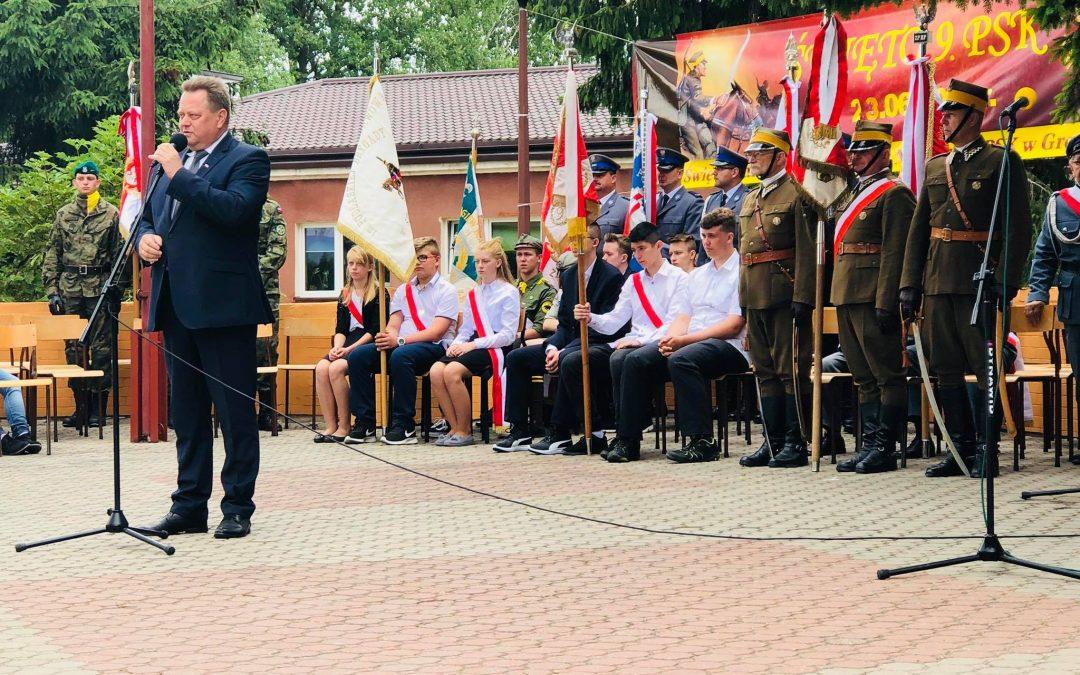 Święto 9. Pułku Strzelców Konnych w Grajewie