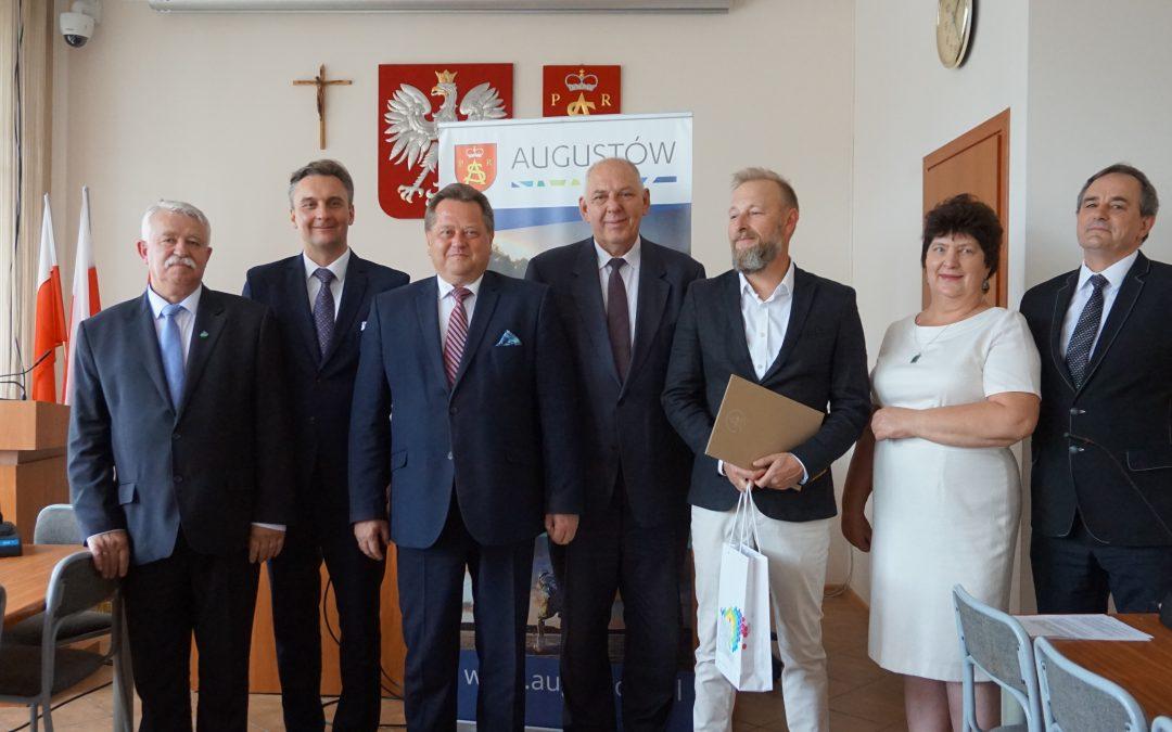 Pierwsze pozwolenie w Podstrefie Augustów SSSE