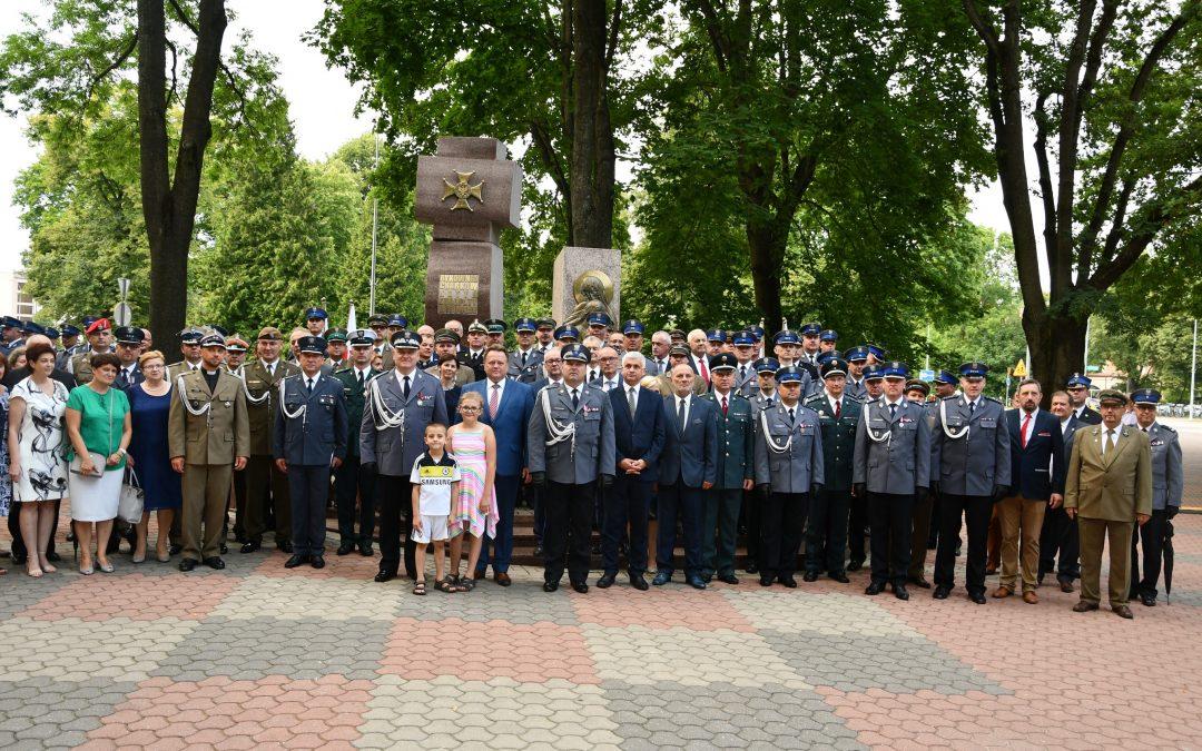 Święto podlaskich funkcjonariuszy Policji w Białymstoku i Siemiatyczach