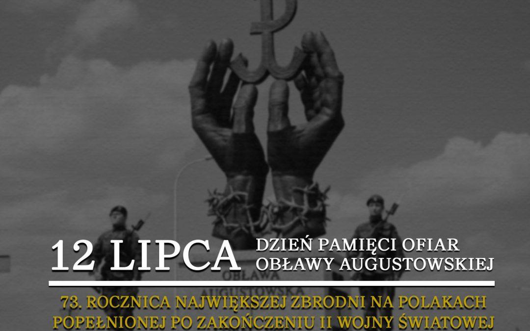 Dzień Pamięci Ofiar Obławy Augustowskiej