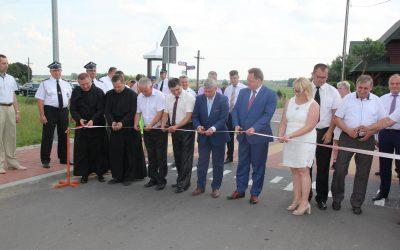 Wyremontowane drogi w gminie Nowe Piekuty