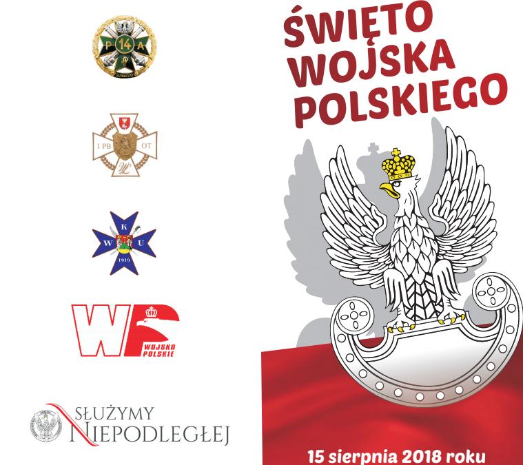 Zaproszenie na Regionalne Obchody Święta Wojska Polskiego w Wigrach