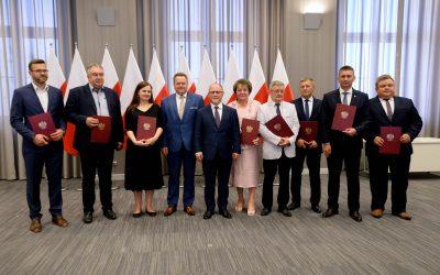 Promesy dla samorządów z województwa mazowieckiego