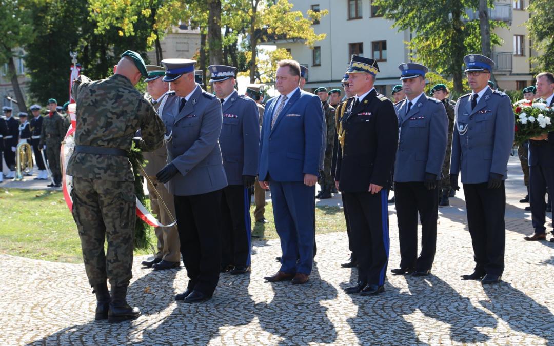 Święto Dywizjonu w Suwałkach oraz 79. rocznica napaści sowieckiej na Polskę