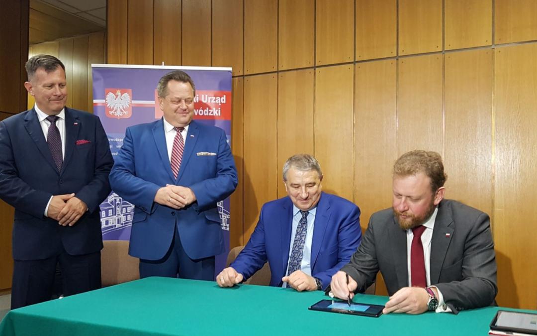 Minister Zdrowia podpisał umowy na dofinansowanie szpitali w Suwałkach i Grajewie