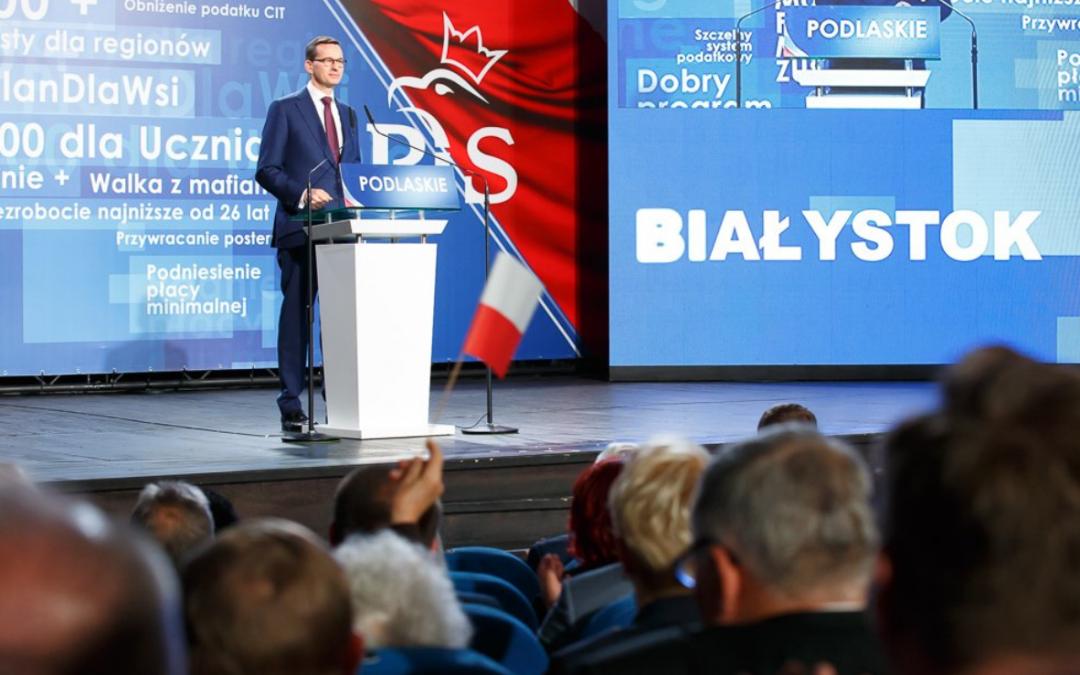 Konwencja Prawa i Sprawiedliwości w Białymstoku