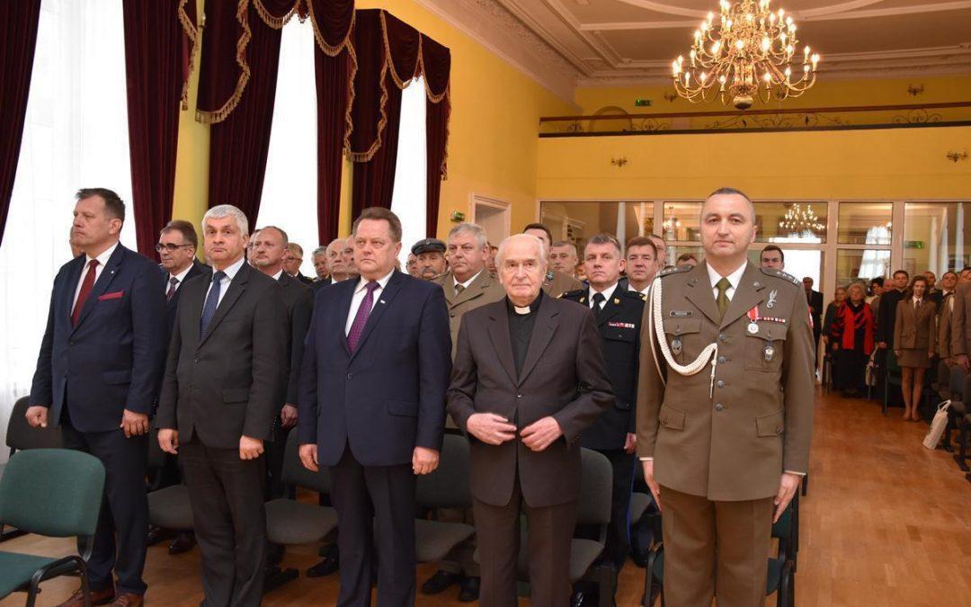 Obchody 100-lecia powstania Terenowych Organów Administracji Wojskowej