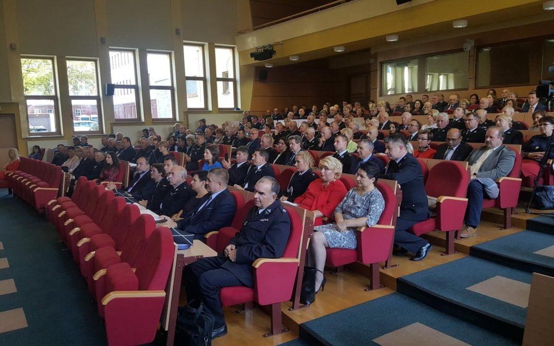 Wsparcie dla strażaków ochotników z województwa podlaskiego