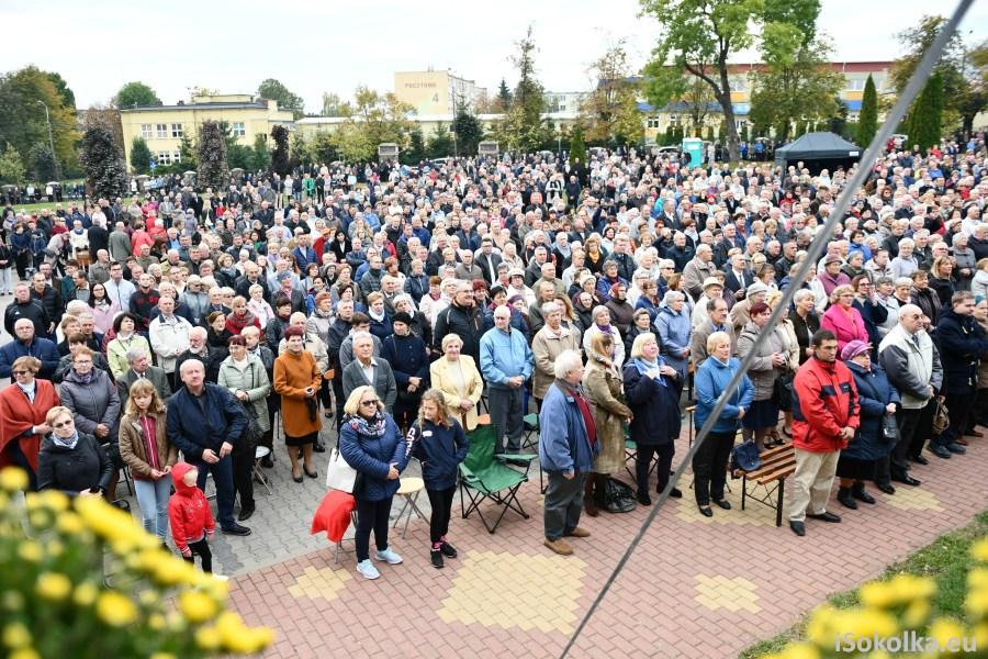 Dziesiąta rocznica Cudu Eucharystycznego w Sokółce