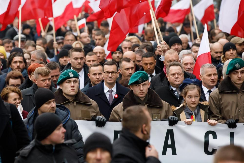 Centralne obchody 100. rocznicy odzyskania niepodległości przez Polskę