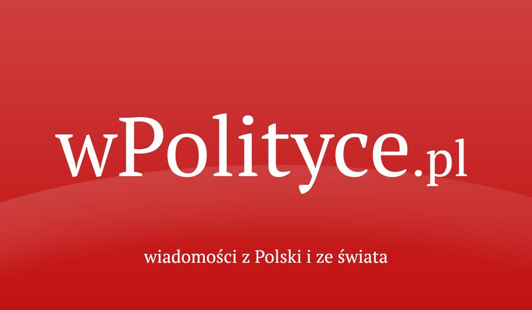 Artykuł na portalu wPolityce.pl