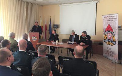 Podsumowanie funkcjonowania ochrony przeciwpożarowej województwa podlaskiego w 2018 roku