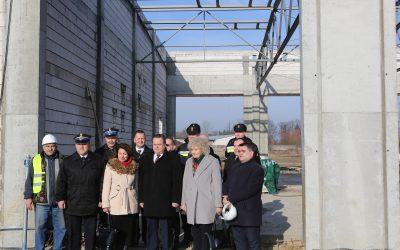 Powstaje nowa Komenda Powiatowa PSP w Węgrowie