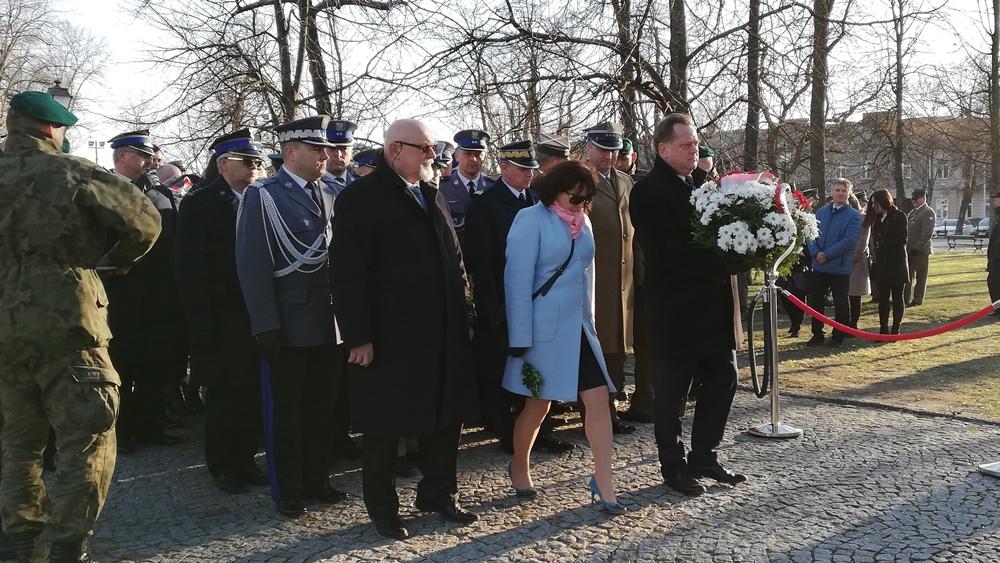 Obchody 9. rocznicy Katastrofy Smoleńskiej w Suwałkach