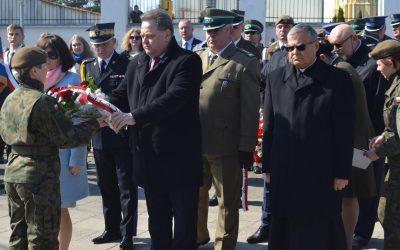 Obchody 9. rocznicy Katastrofy Smoleńskiej w Sejnach i Augustowie