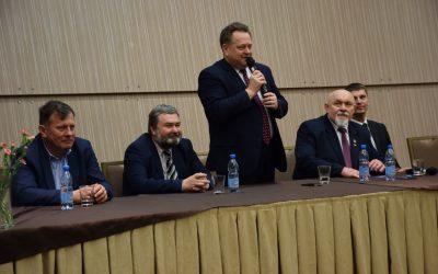 Konwencja powiatowa PiS w Suwałkach