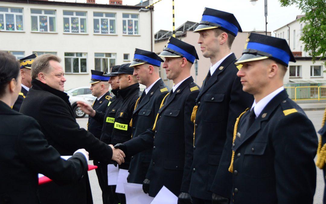 Wojewódzkie i powiatowe obchody Dnia Strażaka w Podlaskiem