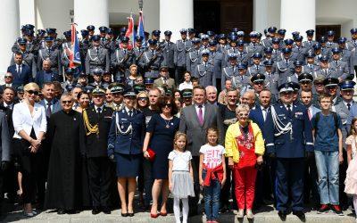 Regionalne obchody Święta Policji w Suwałkach