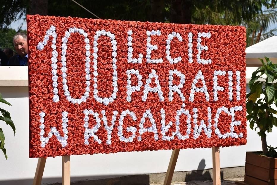 Jubileusz 100-lecia Parafii w Rygałówce