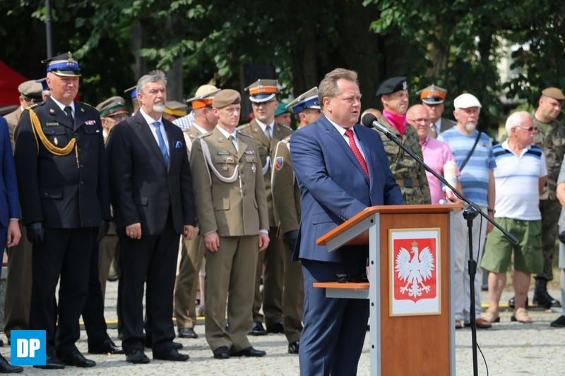 100-lecie odzyskania niepodległości przez Ziemię Augustowską