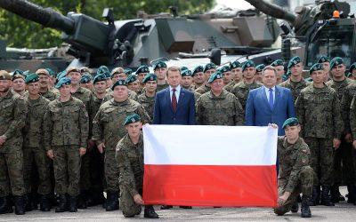 W Suwałkach ponownie będzie stacjonował pułk przeciwpancerny