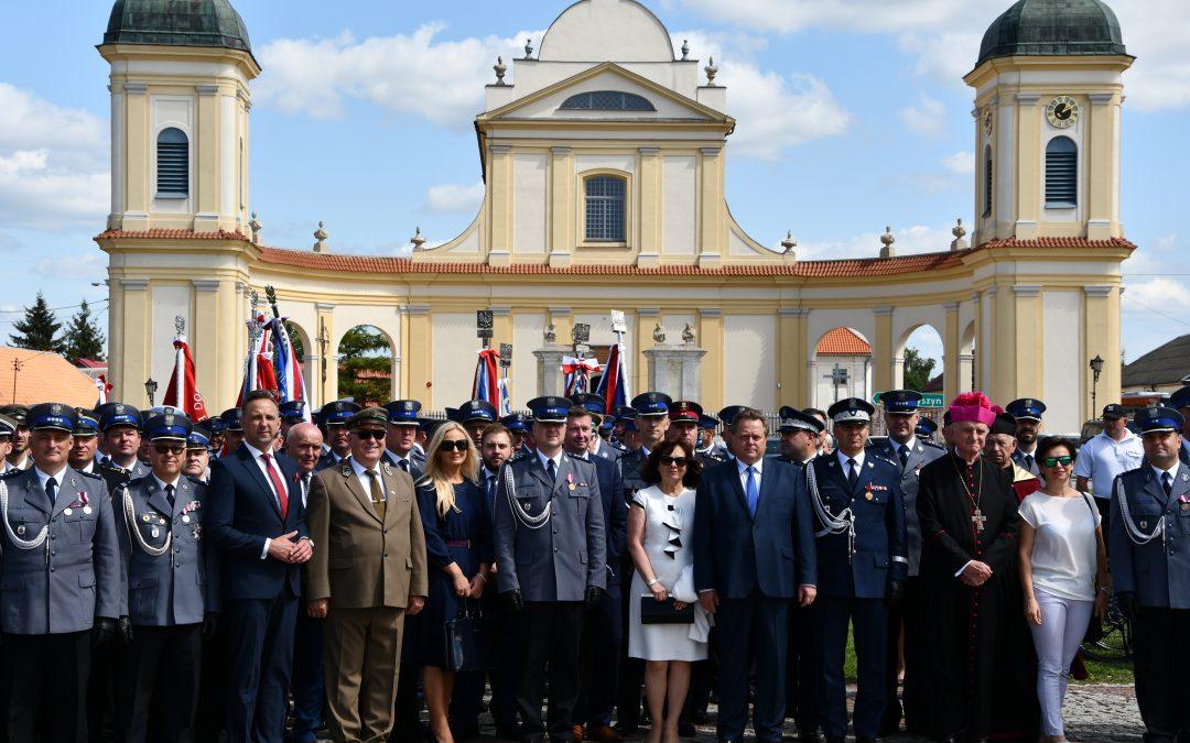 Obchody 100. rocznicy powstania Policji i otwarcie posterunku w Tykocinie