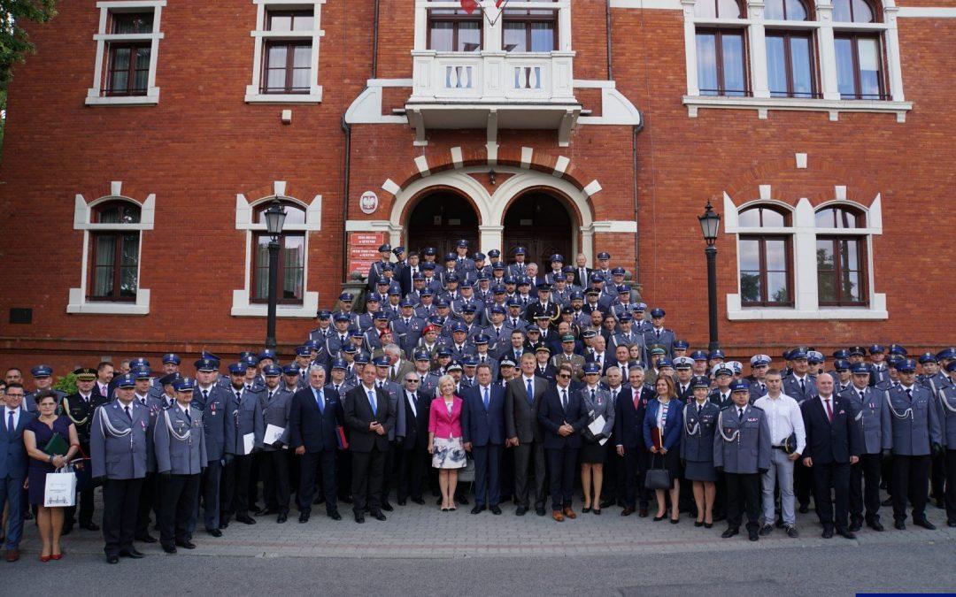 Święto warmińsko-mazurskiego garnizonu Policji