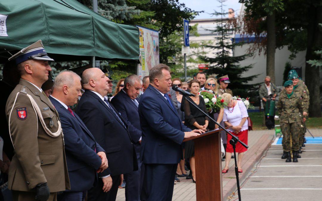 Obchody Święta Wojska Polskiego w Grajewie