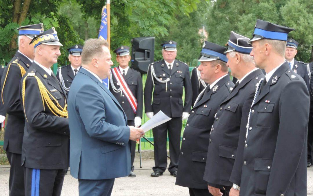 OSP Tajno Stare i OSP Srebrna otrzymały wozy strażackie