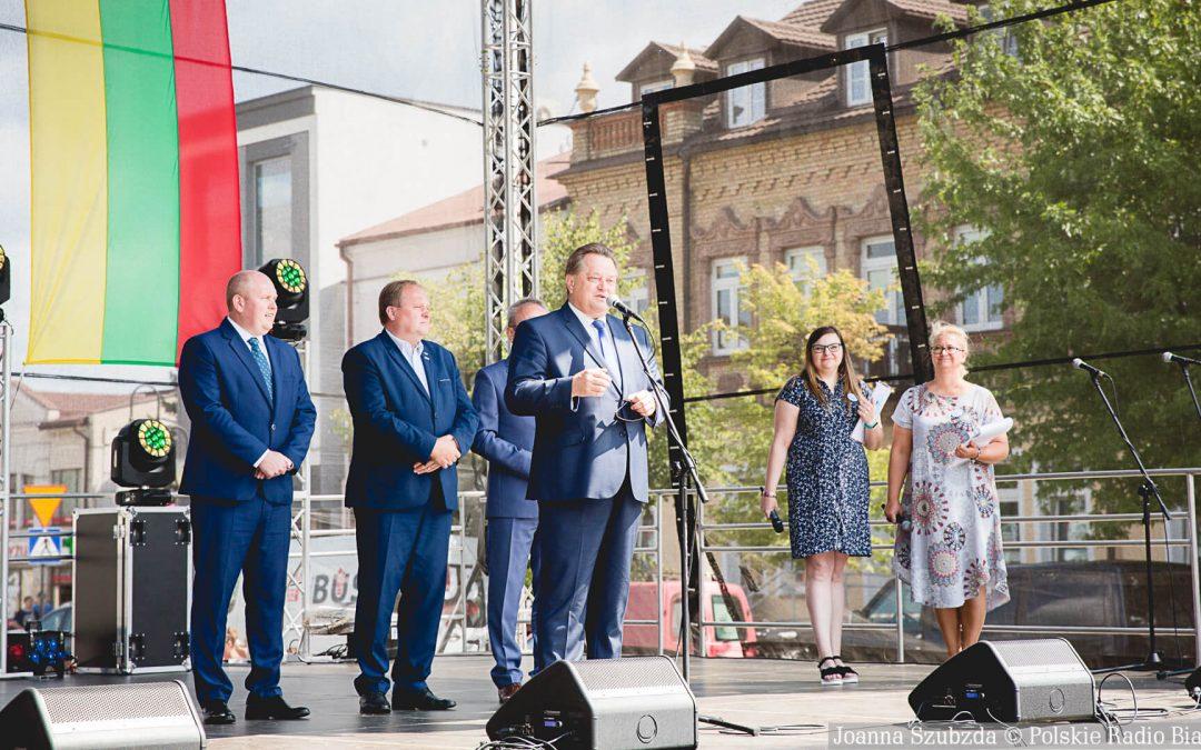 Międzynarodowy Festiwal Muzyki i Tańca w Augustowie