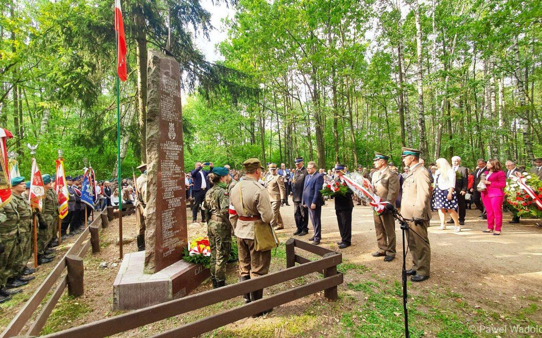 75. rocznica bitwy w rejonie Osowych Grzędów