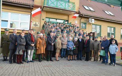 Nadanie imienia Placówce Straży Granicznej w Szudziałowie