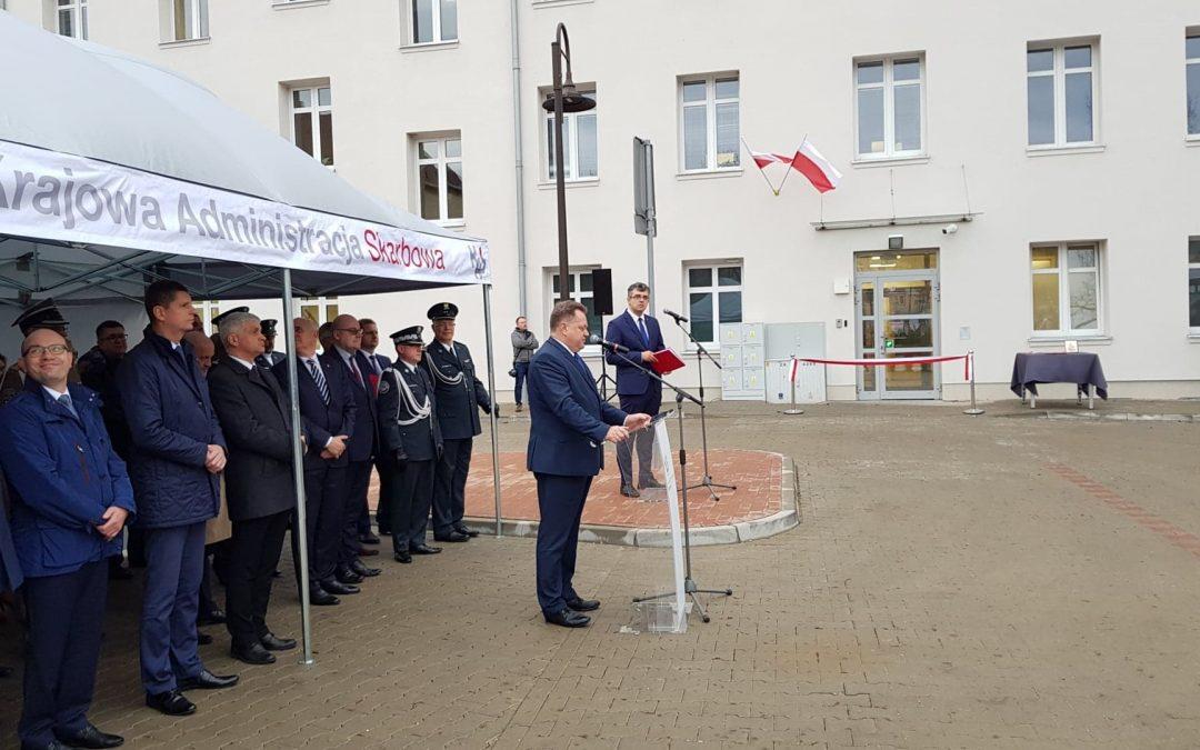 Otwarcie nowej siedziby Izby Administracji Skarbowej w Białymstoku