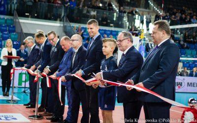 Otwarcie hali widowiskowo-sportowej Suwałki Arena