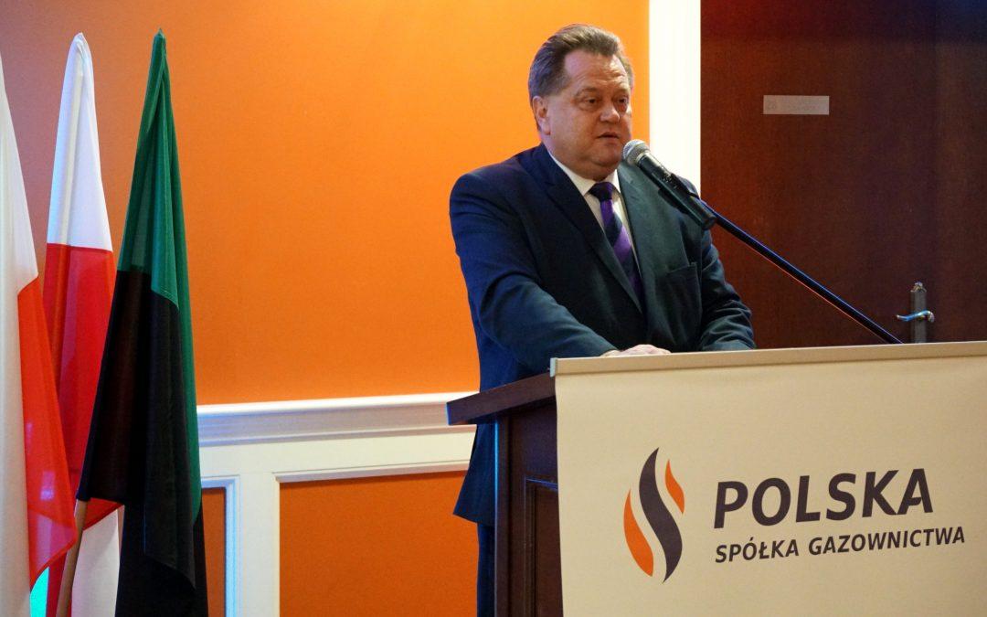 Barbórka Polskiej Spółki Gazownictwa w Białymstoku