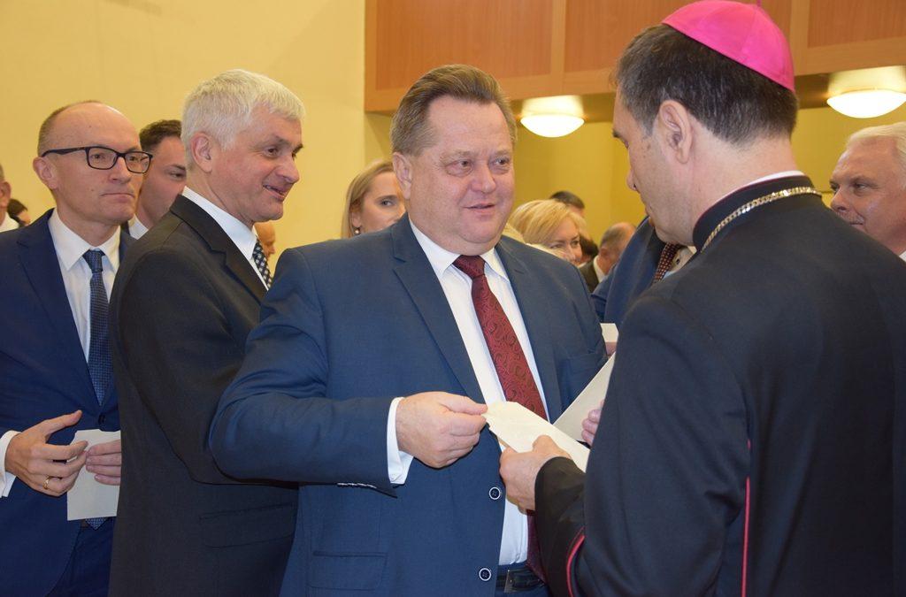 Spotkanie opłatkowe w Drohiczynie