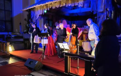 Koncert kolędowo-karnawałowy w Łapach