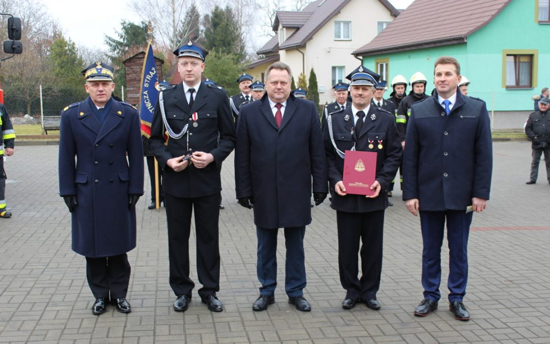 Jednostki OSP w województwie podlaskim otrzymały samochody ratowniczo-gaśnicze