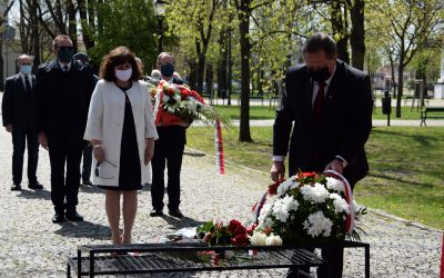 Obchody 229. rocznicy uchwalenia Konstytucji 3 Maja w Suwałkach