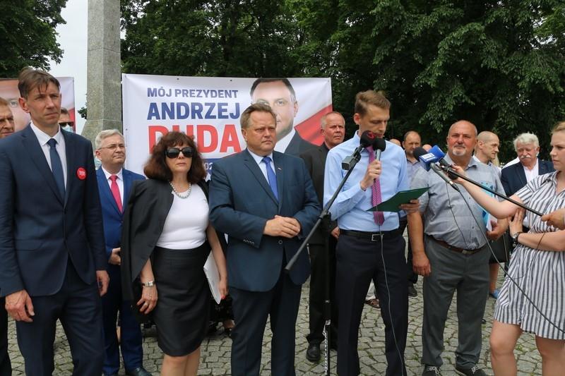 Augustowski Społeczny Komitet Poparcia Prezydenta Andrzeja Dudy