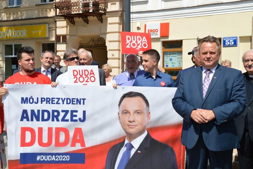 Suwalski Społeczny Komitet Poparcia Prezydenta Andrzeja Dudy