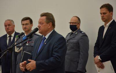 Święto Policji w Komendzie Miejskiej Policji w Suwałkach